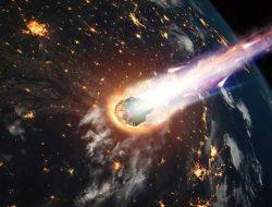 Asteroid Seukuran Piramida Mesir Melintas Mendekati Bumi