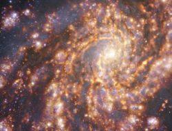 Gambar Terbaru Menakjubkan dari Galaksi-galaksi Terdekat ini Akan Membuat Anda Terpesona