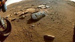 NASA Sekarang Memiliki Dua Sampel Batuan Mars dan Target ketiga Telah Dipilih
